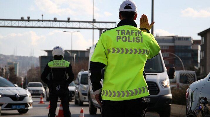 Malatya'da 7 Ayda 1719 Trafik Kazası Oldu
