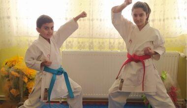 Online Karate Kata Şampiyonası Yapıldı