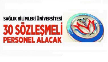 Kütahya Üniversitesi Personel Alımı