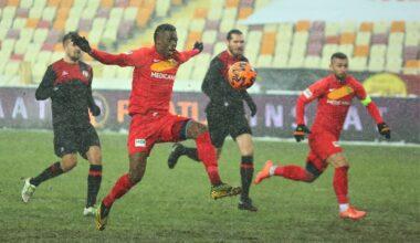 Maçın Kazananı Abdulsamed Damlu