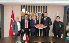MİM-DER'den Ankara Temasları