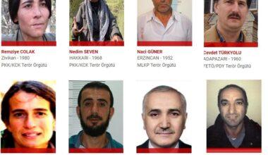 'Terörist' İhbar Edene 10 Milyon TL Ödül