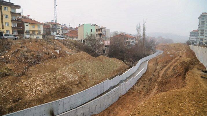 Malatya'ya Yeni Kanal Boyu