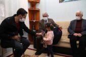 Güder'den Dürüst Personele Ziyaret