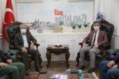 RADER'den Başkan GÜDER'e İstişare Ziyareti