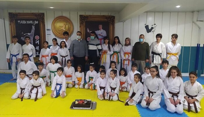Karate'de Kuşak Sınavları Başladı