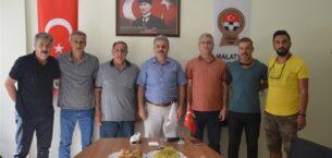 Kayhan 'dan TÜFAD'a Ziyaret
